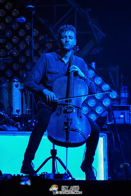 Brent so blue - OneRepublic Native Live in Malaysia 2013