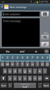 Inside Galaxy: Samsung Galaxy S3: How to Send a Text or MMS Messages