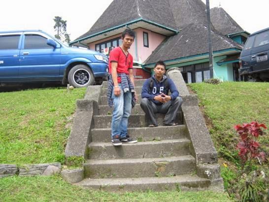 Bukit Kubu Rumah Bung Karno