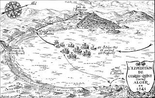 La Régence d'Alger 1541