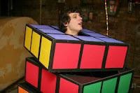 disfraz cubo mágico