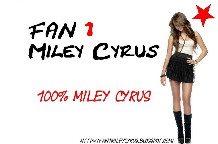 Fan Miley Cyrus