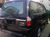 Pengambilan mobil Panther Kupang