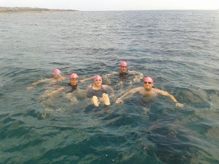 SwimTrek Open Water Swim Coaching Holiday - Mallorca, June 2013