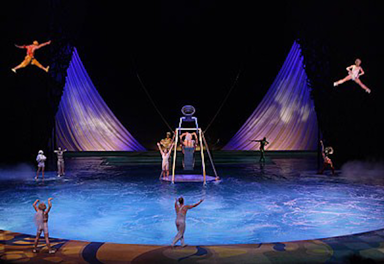 Cirque Du Soleil O