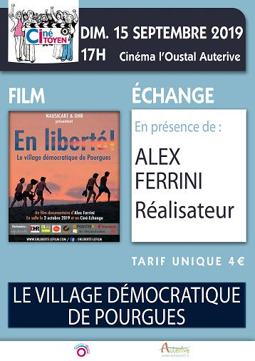 Ciné Citoyen 15 Septembre 2019
