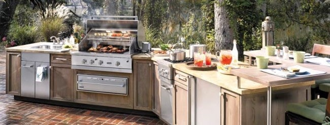 Outdoor Kitchen Introduction