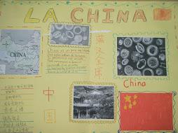MURAL DE CULTURA CHINA ALUMNOS ATAL IES ALBAYTAR