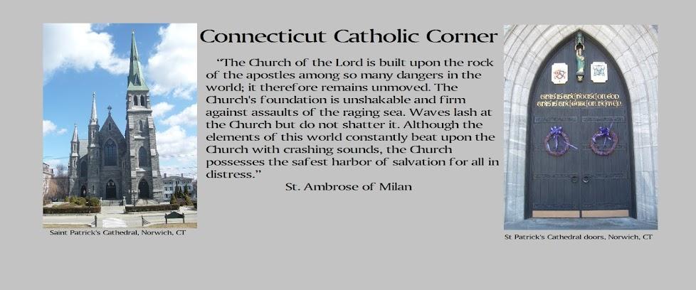 Connecticut Catholic Corner