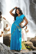 Anjali latest Glamorous photos in saree from svsc-thumbnail-4