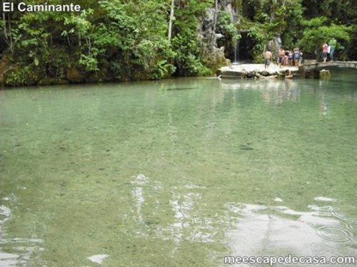 Recreo Turístico Naciente del Río Tioyacu (Rioja, Perú) 2