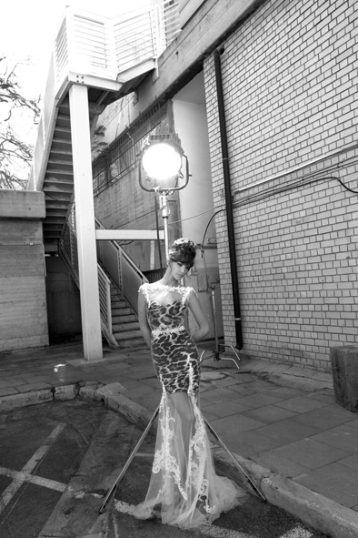 Latest 2012 Wedding Gown