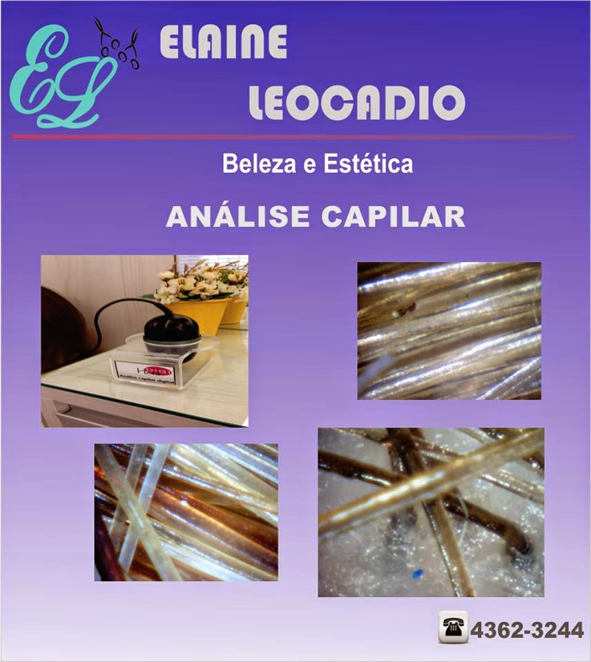 SALÃO DE BELEZA Sbc - Análise Capilar