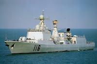 Type 051C (Luzhou) Class Destroyer