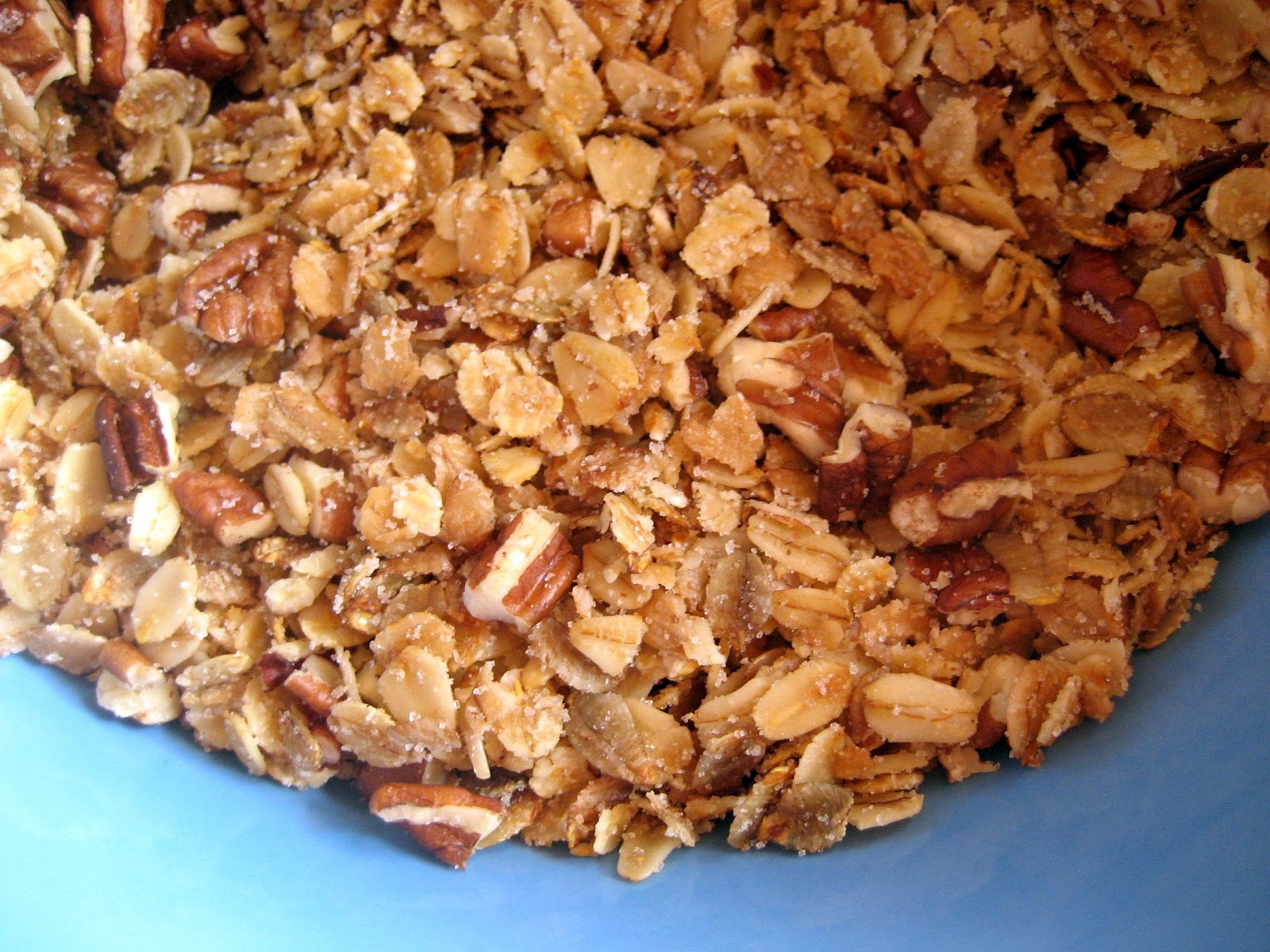 ... Book, Chapter 4: Four-Grain Toasted Cereal with Bananas and Pecans