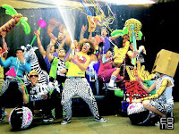 Redfoo LMFAO And The Party Rock Crew  בישראל!