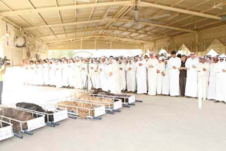 تشييع جثمان العم جاسم القطامي 30-6-2012