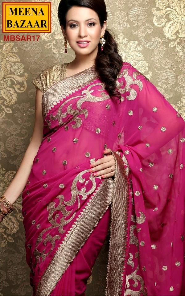 Indian Wedding Suits 2013 By Meena Bazaar | Formal Dresses 2013 ...
