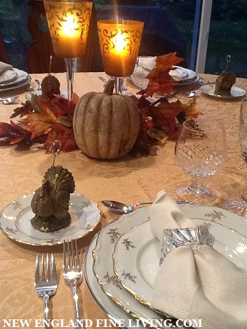 new england thanksgiving turkey recipes