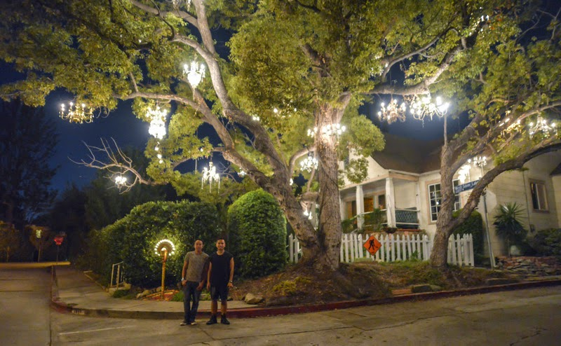 Letopho silverlake chandelier tree theres something about checking something off my list that feels so satisfying last week we finally checked out the silverlake chandelier tree aloadofball Images