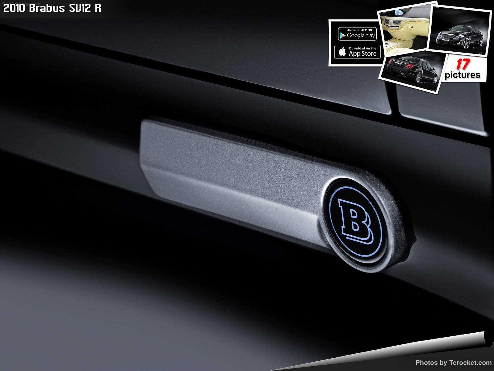 Hình ảnh xe ô tô Brabus SV12 R 2010 & nội ngoại thất
