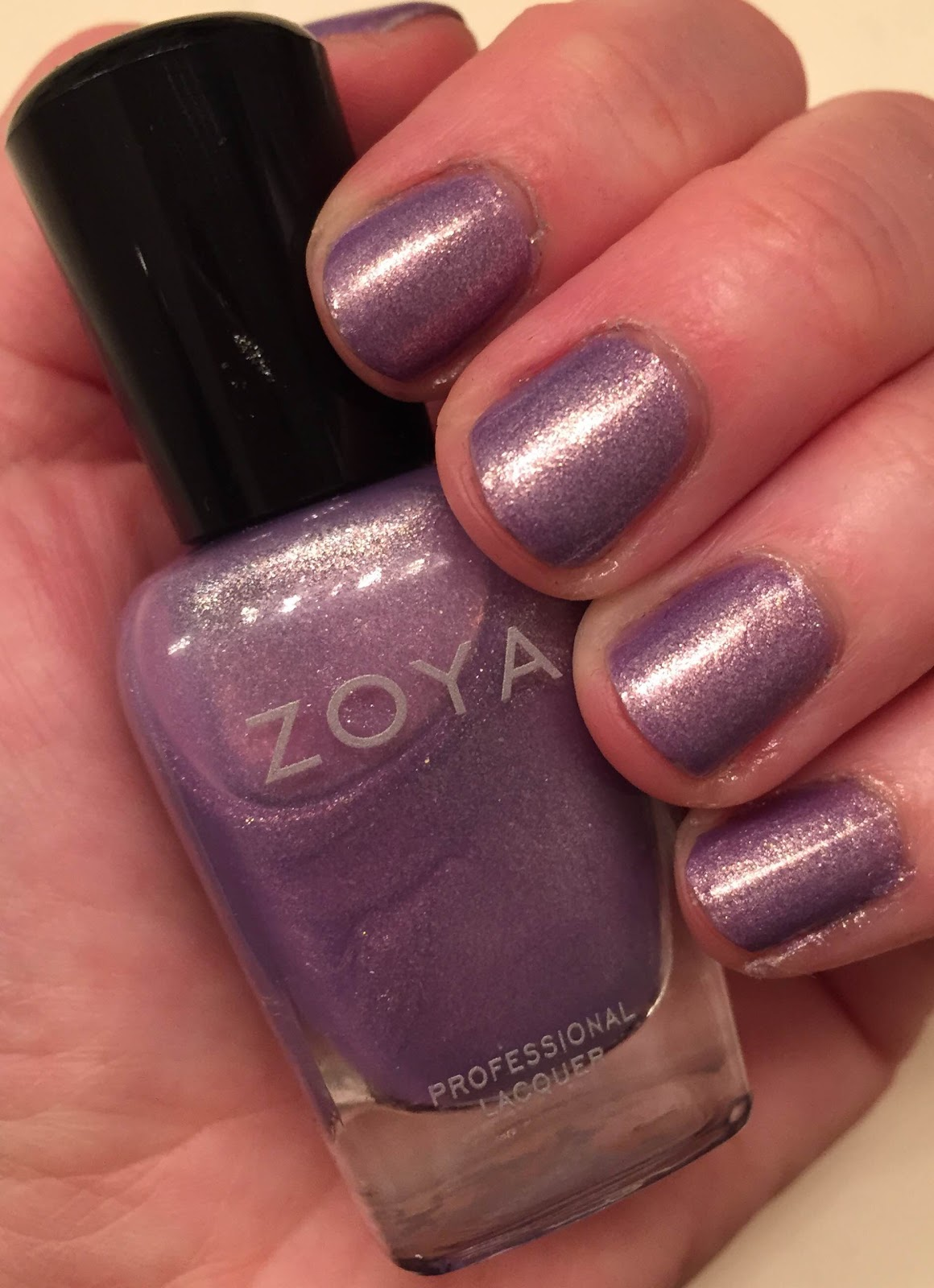 The Beauty of Life: #ManiMonday: Zoya Hudson from the Spring 2014 ...
