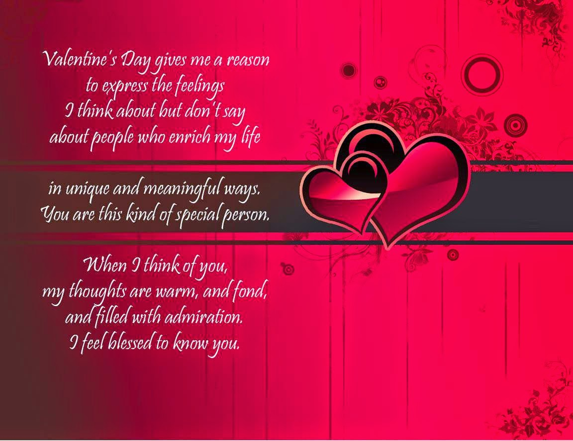 Valentines Day 2015 Quotes SMS Images Wallpaper Free