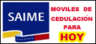 MOVILES DE CEDULACION