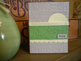 Cricut, Cuttlebug, Celebrations, Swiss Dots, Happy Birthday, Sizzix, Elegant Edges