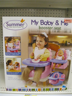 My Baby and Me Booster Seat