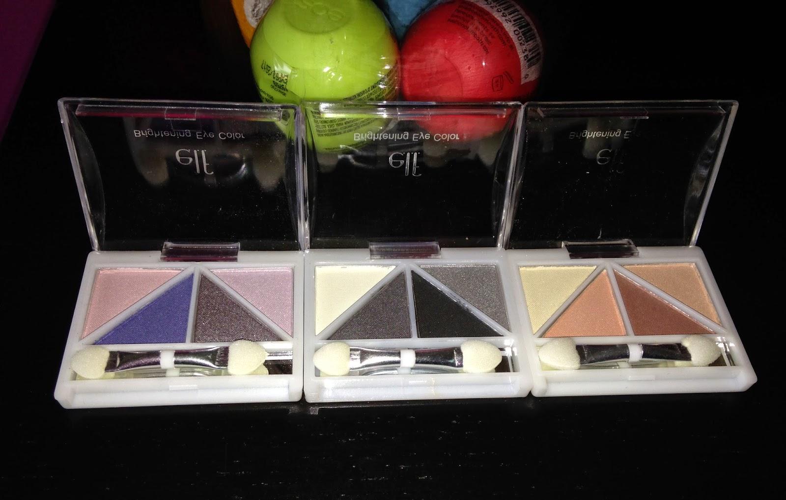 ELF Brightening Eye Colour Palette