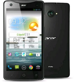 Acer Liquid S1 User Manual Guide