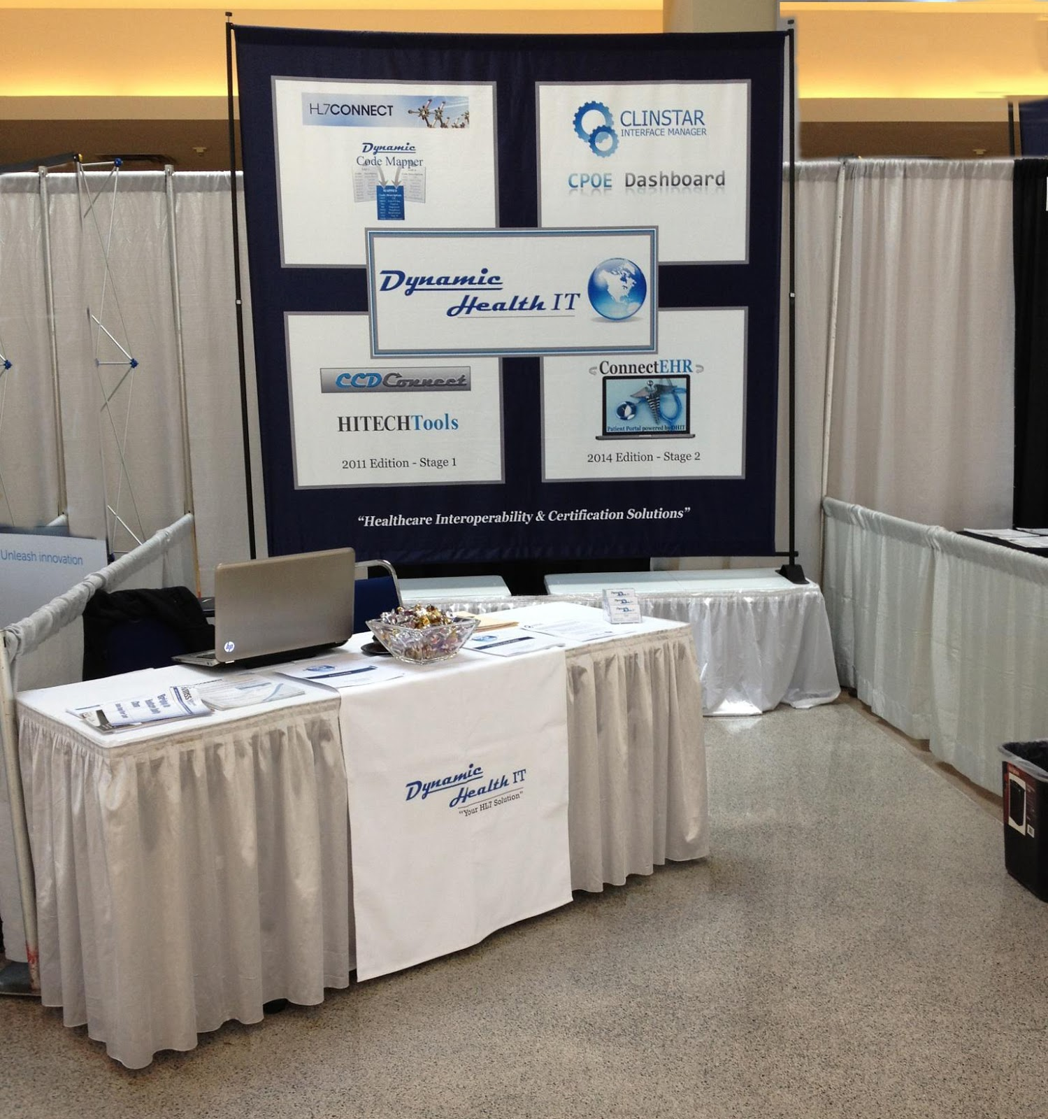 Dynamic health it quality measure and interoperability solutions dhit at la himss 1betcityfo Images