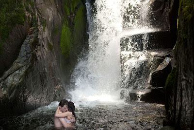 honeymoon waterfall