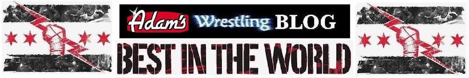 Adam's Wrestling