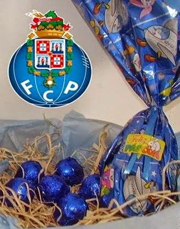 Feliz Pascoa Portistas !
