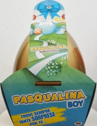Pasqualina Boy 2014 regali a sorpresa giocattoli Gig bambino prezzo acquisto