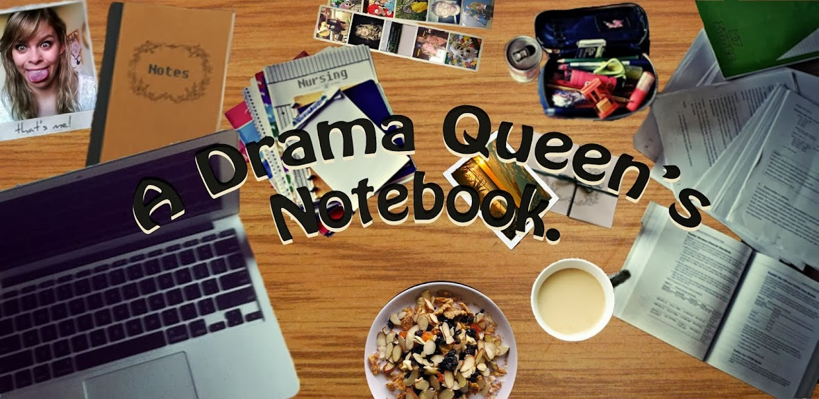 A Drama Queens Notebook