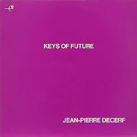 Jean-Pierre Decerf - Keys Of Future (1978)