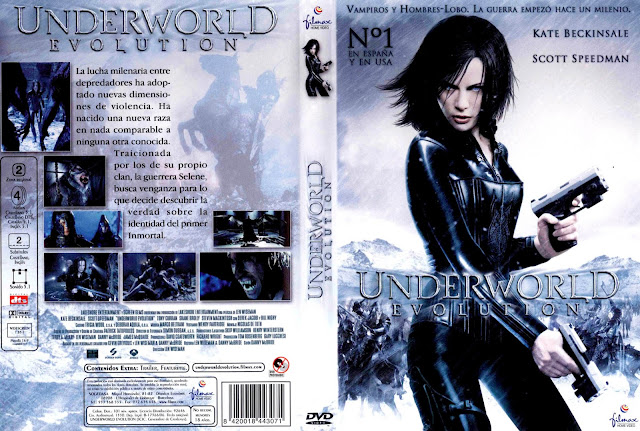 Underworld 2 Evolution DVD