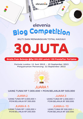 Banner Elevenia