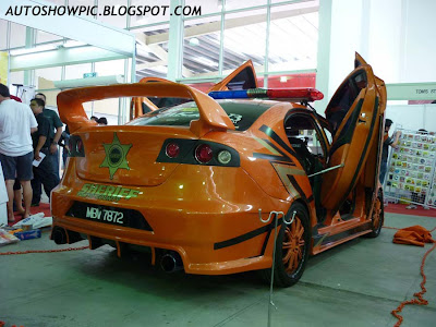 Need for Speed Proton Persona Autoshow