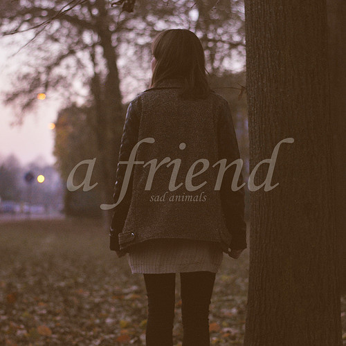 RECENZJA: Sad Animals - A Friend EP