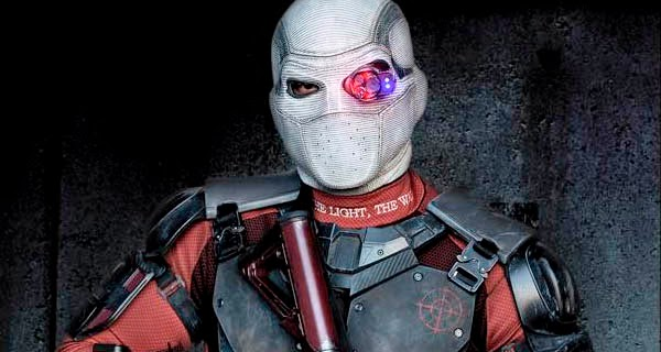 Will Smith como Deadshot