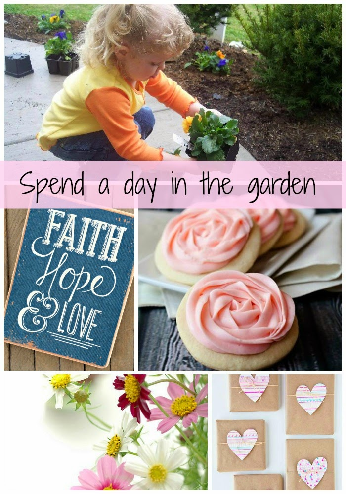 Mother's Day Garden Day