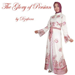 Foto Model on Model Gambar Baju Busana Pesta Muslim Muslimah Modern Terbaru  Model