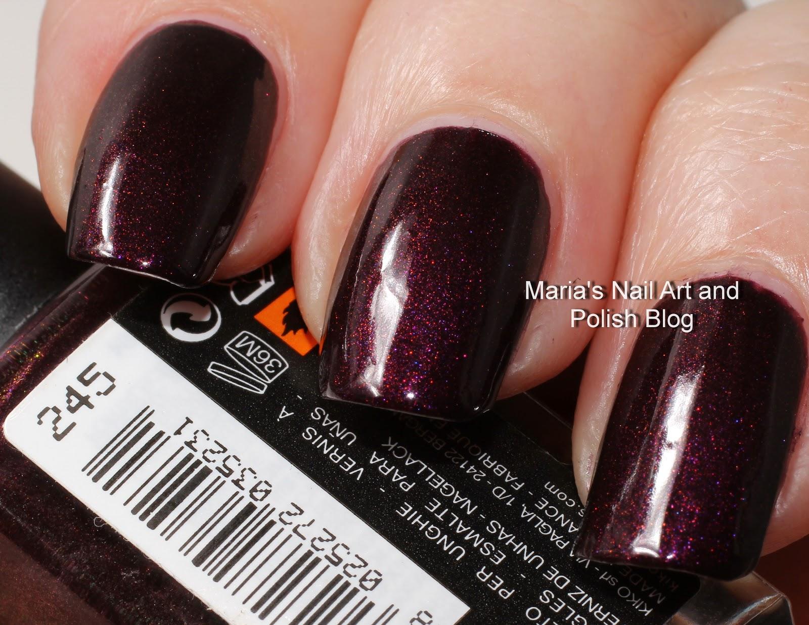 Dark Wine Nail Polish | Best Nail Designs 2018