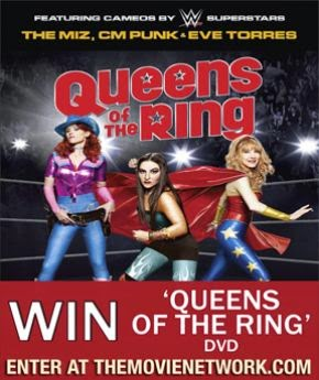 'Queens of the Ring' Giveaway via TMN