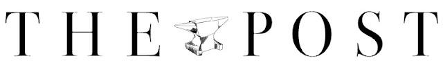 logotipo del blog de tendencias de post en mango