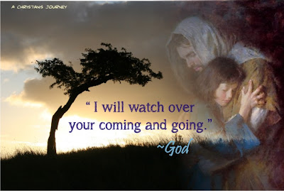 God will watch over you
